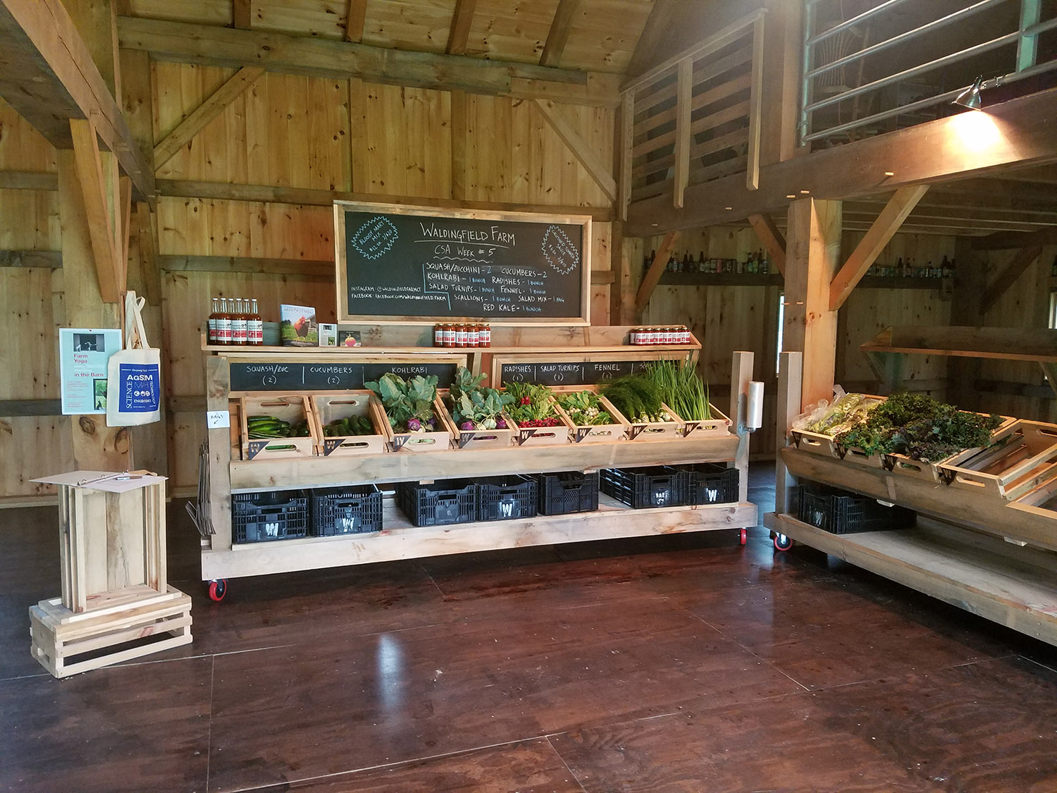 CT Farm Stand