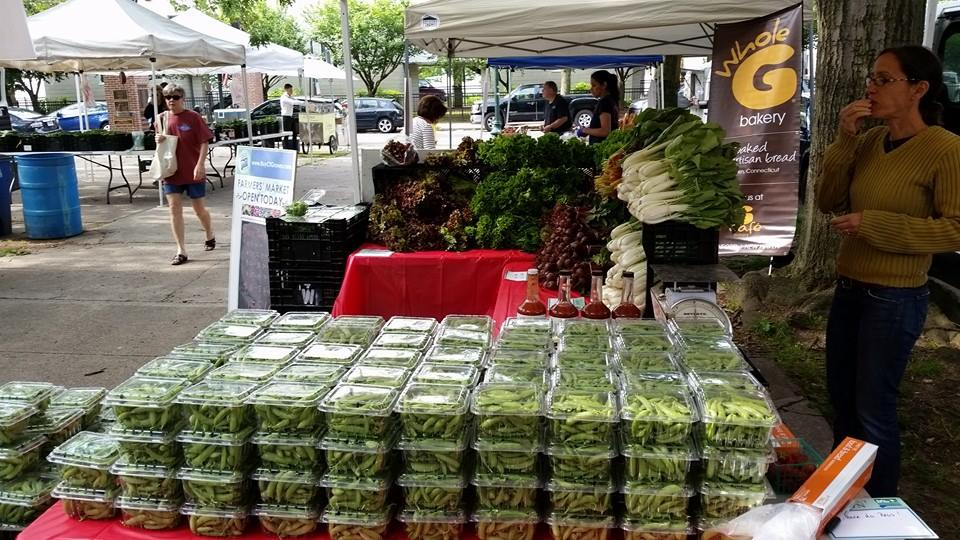 Sandy Hook Organic Farmers Market