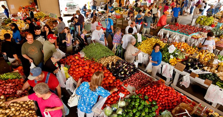 Farmers Markets – 2017