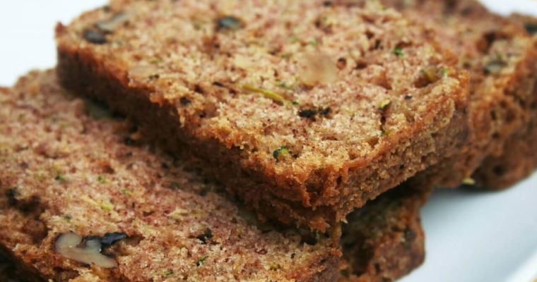 Zucchini-Nut Bread