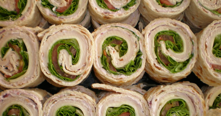 Grilled Swiss Chard Roll Ups